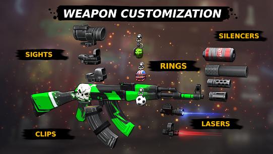 KUBOOM 3D: FPS Shooter (MOD, Unlocked) v3.03 2