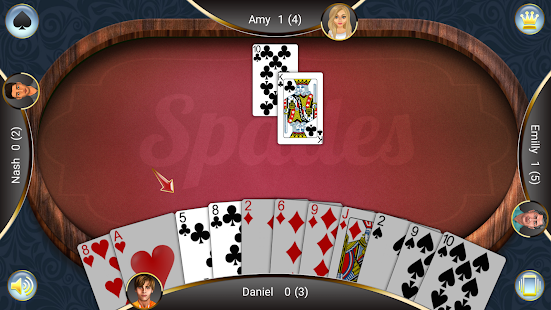 how to play spades cards