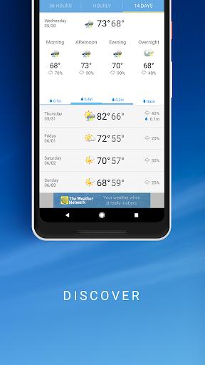 The Weather Network  screenshots 3