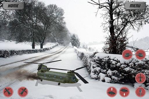 RC HELICOPTER REMOTE CONTROL SIM AR apktram screenshots 3