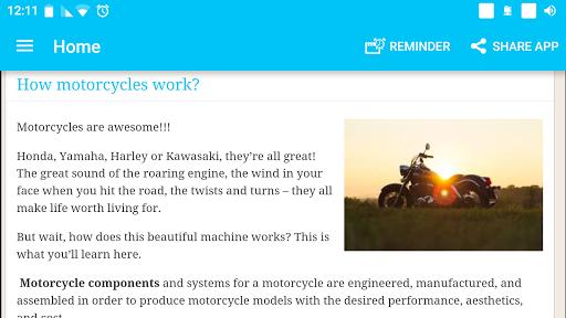 玩免費遊戲APP|下載How Motorcycles Work? app不用錢|硬是要APP