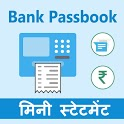 All Bank Passbook -  Mini Statement icon