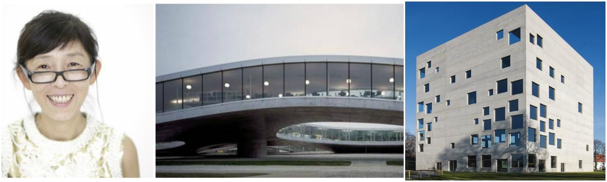 Mulheres na Arquitetura - Kazuyo Sejima
