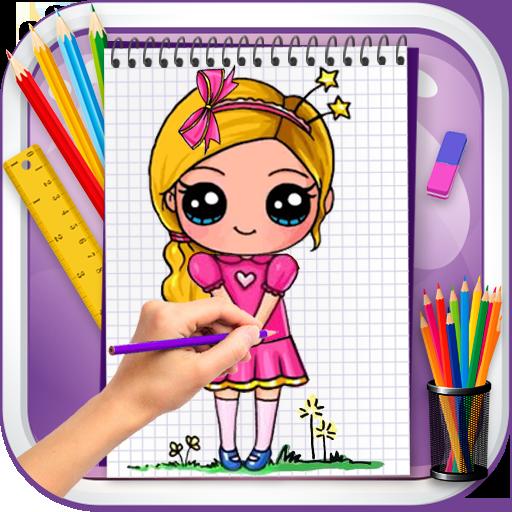 Baixar Learn to Draw Cute Girls