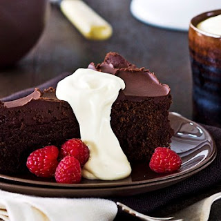 Choc Fudge Cake