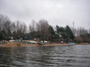 Photo: dużo łódek