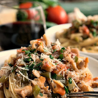 Linguini with Clam Sauce – Basque-Style