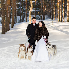 Wedding photographer Sergey Sergeev (CergeevCC). Photo of 15.02.2017
