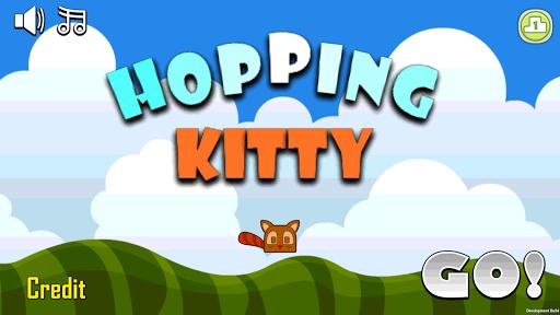 Hopping Kitty