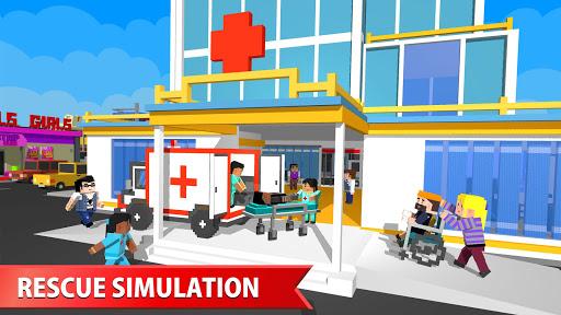 Hospital Craft: Building Doctor Simulator Games 3D 1.2 screenshots 10