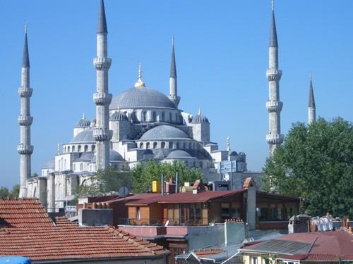 Photo Mosquée Bleue
