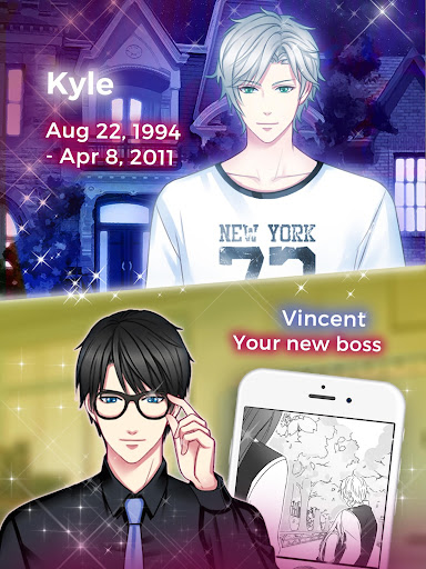 Otome Game: Ghost Love Story  {cheat|hack|gameplay|apk mod|resources generator} 4