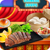 Authentic Chinese Street Food Maker! Cooking Foods Android APK Download Free By The Fat Unicorn