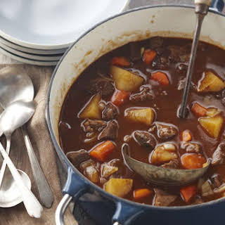 Seriously Simple Beef Stew.