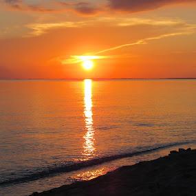 Sunrise in Varadero by Paul Popovici - Landscapes Sunsets & Sunrises (  )