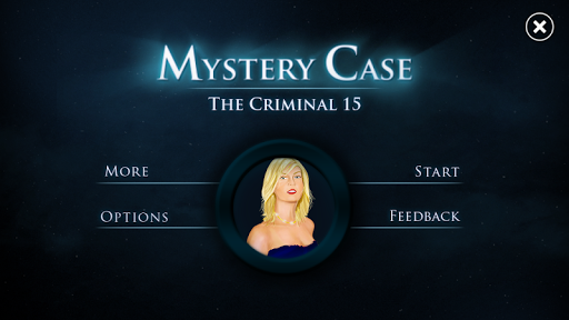 Mystery Case: The Criminal 15