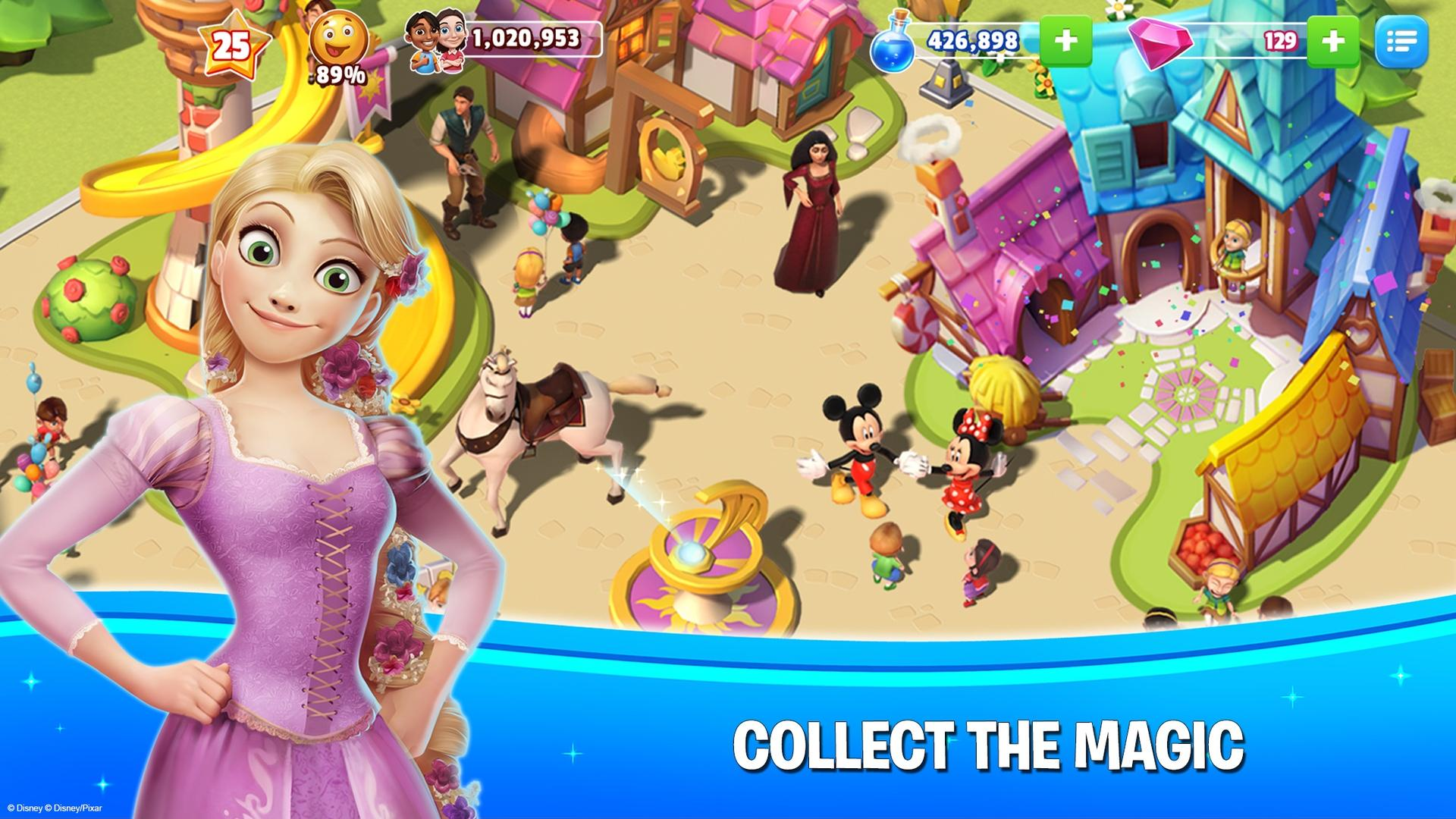Disney Magic Kingdoms screenshot #10