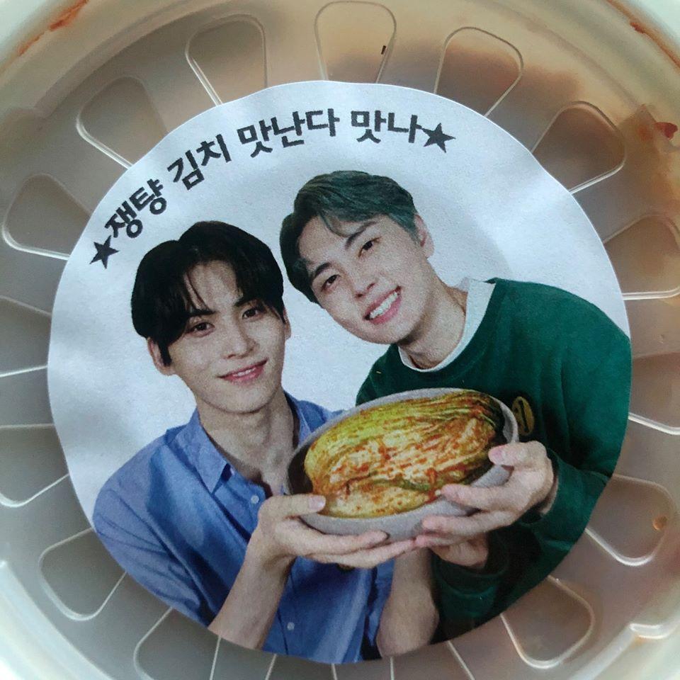 sf9 kimchi