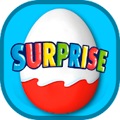 Surprise Eggs - Deluxe Edition