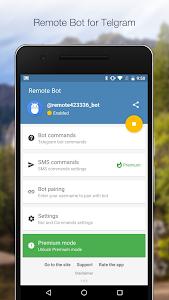 Remote Bot for Telegram 1.9.42 (Lite Mod + Premium) (x86)