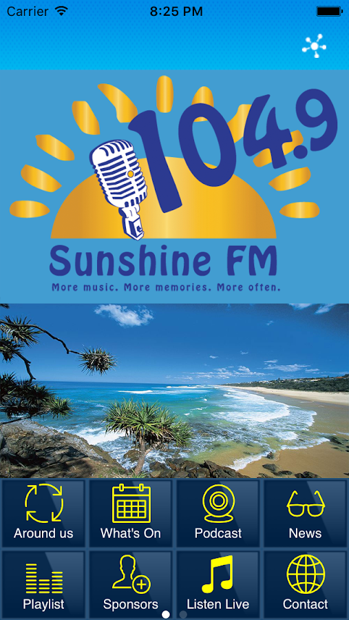 Sunshine FM- screenshot