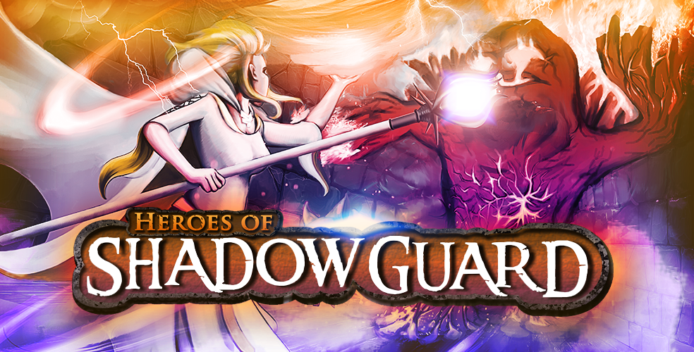 Heroes of Shadow Guard- screenshot