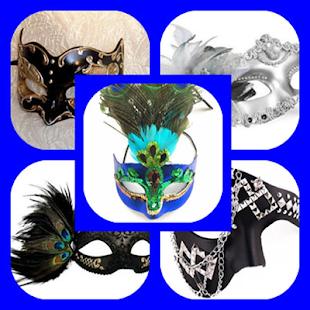 Idea of eye mask - náhled