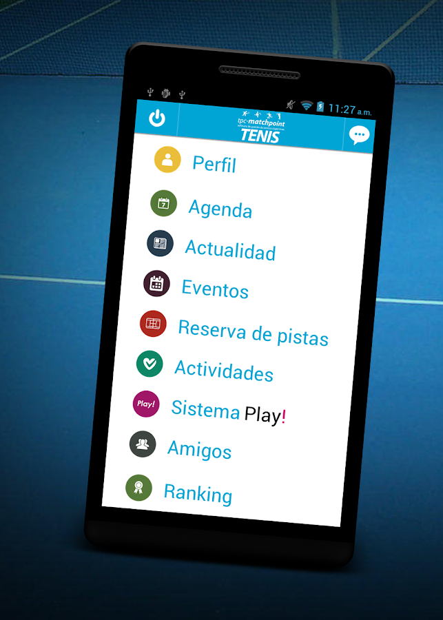 Matchpoint Tenis- screenshot