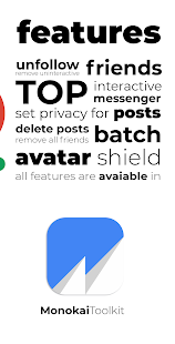 MonokaiToolkit - Super Toolkit for Facebook Users