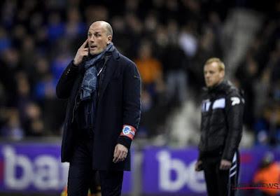 """Philippe Clement après la victoire contre Lokeren : """"C'est un jour historique"""""""