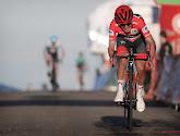 Carapaz geniet van strijd met Roglič om rode leiderstrui in de Vuelta