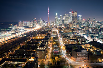 Photo: The Love'll Never Sever  Too much history coming down Another building brought to ground Roads that come together, memory never severs The love'll never sever for me  Can't I make you see?  Some cities crush Some cities heal Some cities laugh While other cities steal  Tags: #rooftopping #toronto #skyline #cntower #urbex #urbanexploration