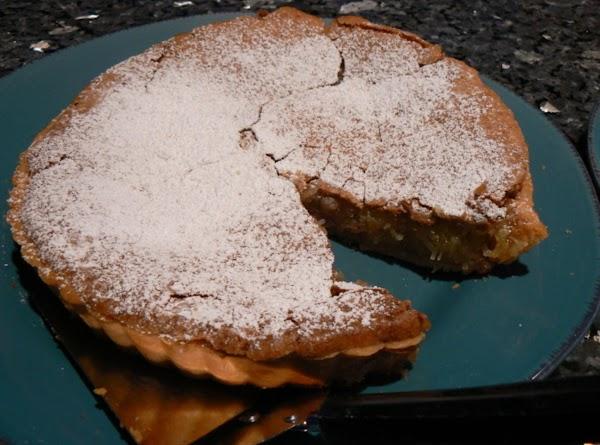 Coconut Macaroon Tart Recipe