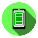 Phone & Smartwatch Battery Level icon