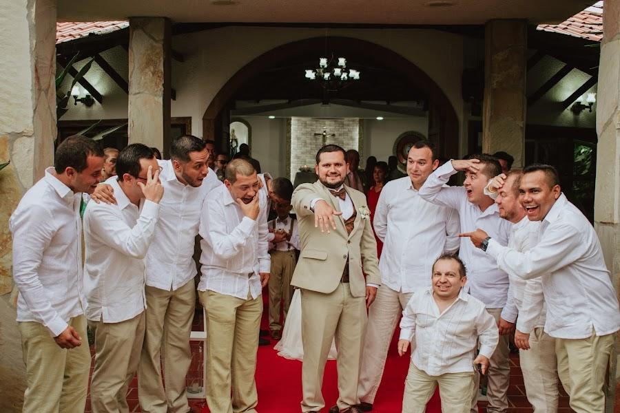 Fotógrafo de bodas Daniel Ramírez (Starkcorp). Foto del 11.06.2019