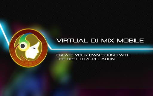 Virtual DJ Mix Mobile