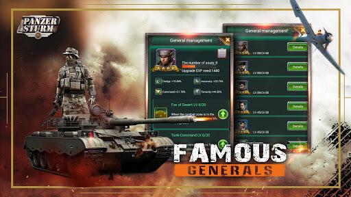 Panzer Sturm  screenshots 3