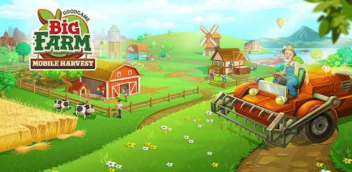 Big Farm: Mobile Harvest – Free Farming Game - Apps on Google Play