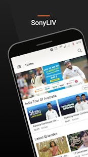 SonyLIV - TV Shows, Movies & Live Sports Online Screenshot