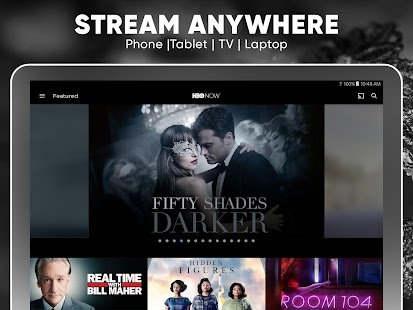 HBO NOW: Stream TV & Movies- screenshot thumbnail