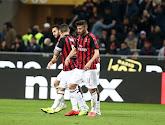 L'AC Milan s'est incliné 1-3 contre la Fiorentina