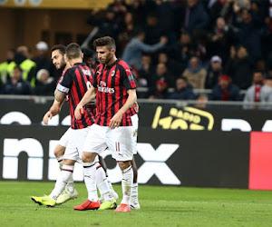 Serie A : L'AC Milan s'impose contre Brescia