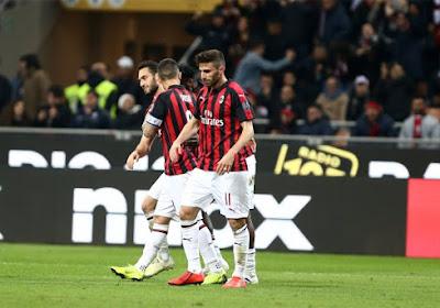 Le Milan AC reste solide leader de Serie A !