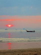 Photo: Sunset - Ao Nang
