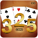 3 2 5 (Teen Do Paanch) Perfect Offline Card Game icon