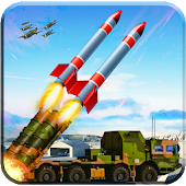 Army Missile Attack Launcher Simulator 2018