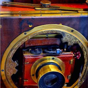camera by Nic Scott - Artistic Objects Technology Objects ( vintage, camera,  )
