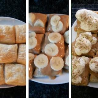 Caramel Banana Tart