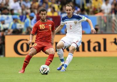 """Hazard: """"Pas grand chose à retenir sur le match"""""""