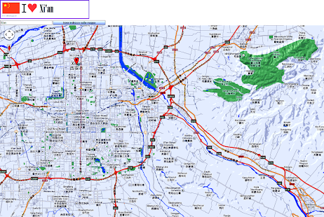 Xi\'an map - Apps on Google Play